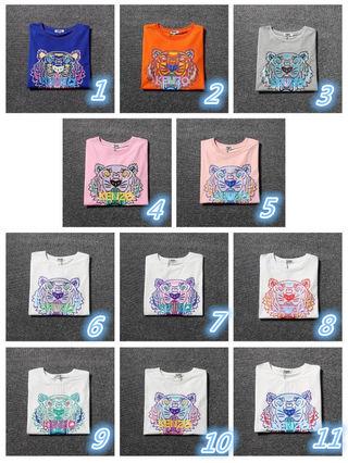 三つ1万円男女兼用 短袖Tシャツ