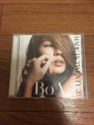 BoA アルバム