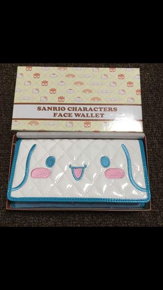 新品 サンリオ シナモンロール 財布