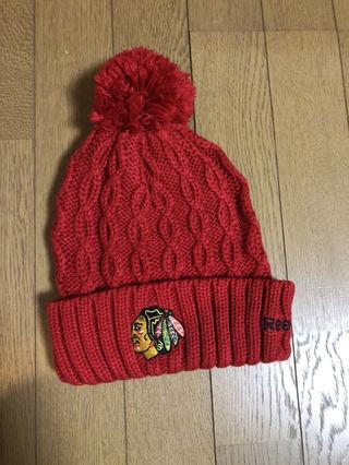リーボックニット帽