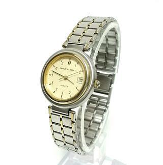 稼働品「CHARLES JOURDAN」腕時計