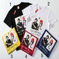 2着4880円 人気品 カップル刺繍Tシャツ 国内発送