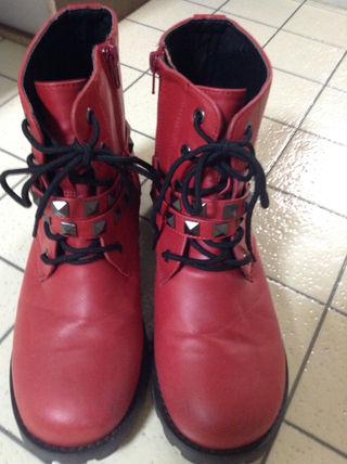 pinklatteのブーツ
