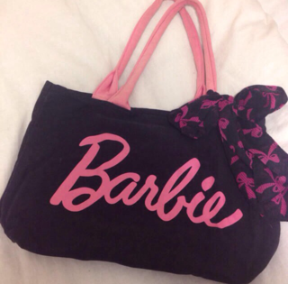 Barbieトートバッグ