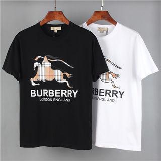 バーバリー男女兼用Tシャツ 半袖