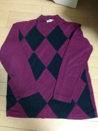 BA-TSU セーター