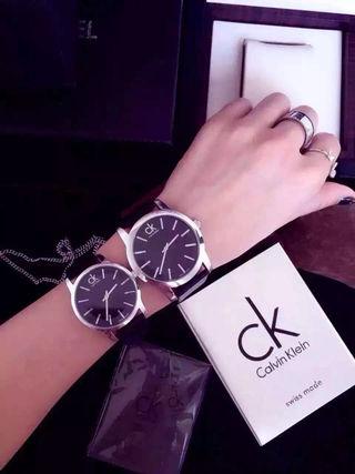 新品カルバン・クライン ウォッチ  ペア 腕時計 クォーツ