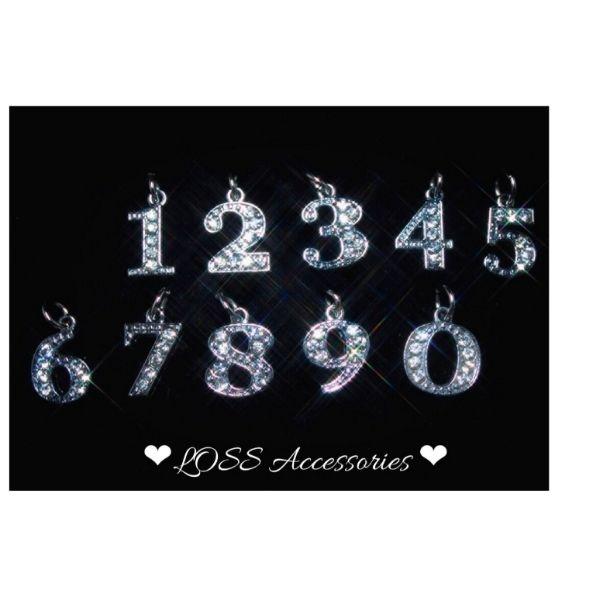 【人気】ナンバーアンクレット ネックレス アンクレットb84