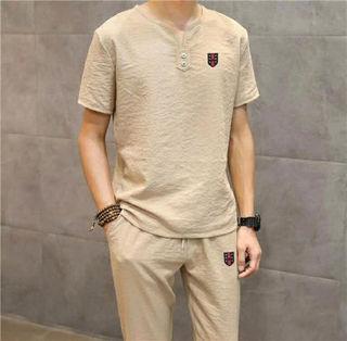 Tシャツ上下セットTシャツ&パンツ  セット販売