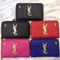 大人気 ysl14 財布 選べるカラー