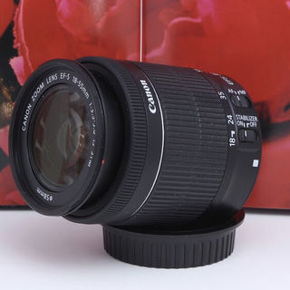 美品Canon EF-S 18-55mm IS STM