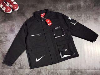 今年新品 NIKE 外套新品 長袖コート