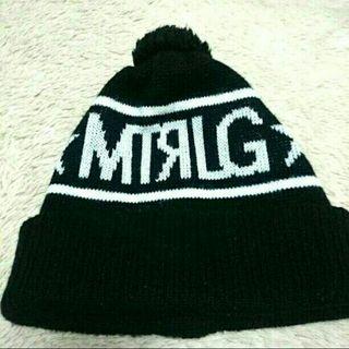 MATERIAL GIRLニット帽