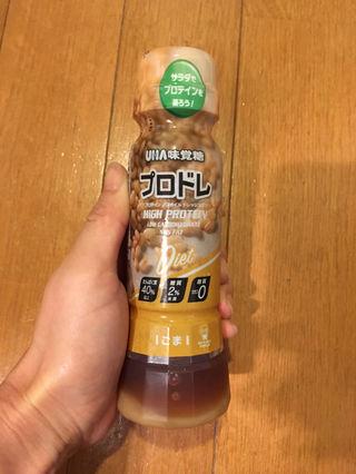ユーハ味覚糖 プロドレ ごま プロテイン ドレッシング