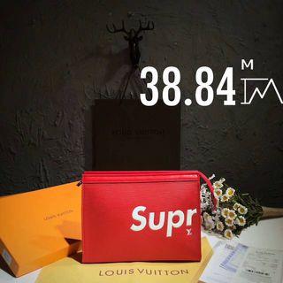 【早い者勝ち】高質新品!SUPREME&LV ハンドバッグ