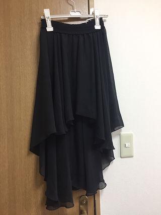 スカート 黒