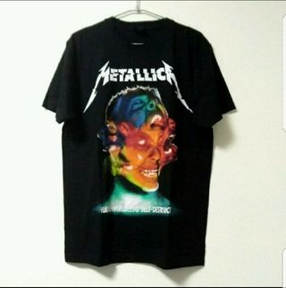 新作 メタリカ Metallica Tシャツ トップス