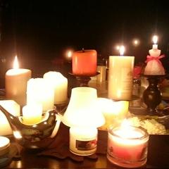 candle□